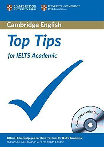 Top tips for ielts academic ebook university of cambridge ielts book fandeluxe Image collections
