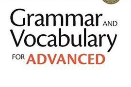 Cambridge Grammar And Vocabulary