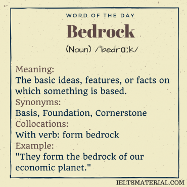 word-of-the-day-bedrock