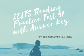 ielts reading test free download pdf