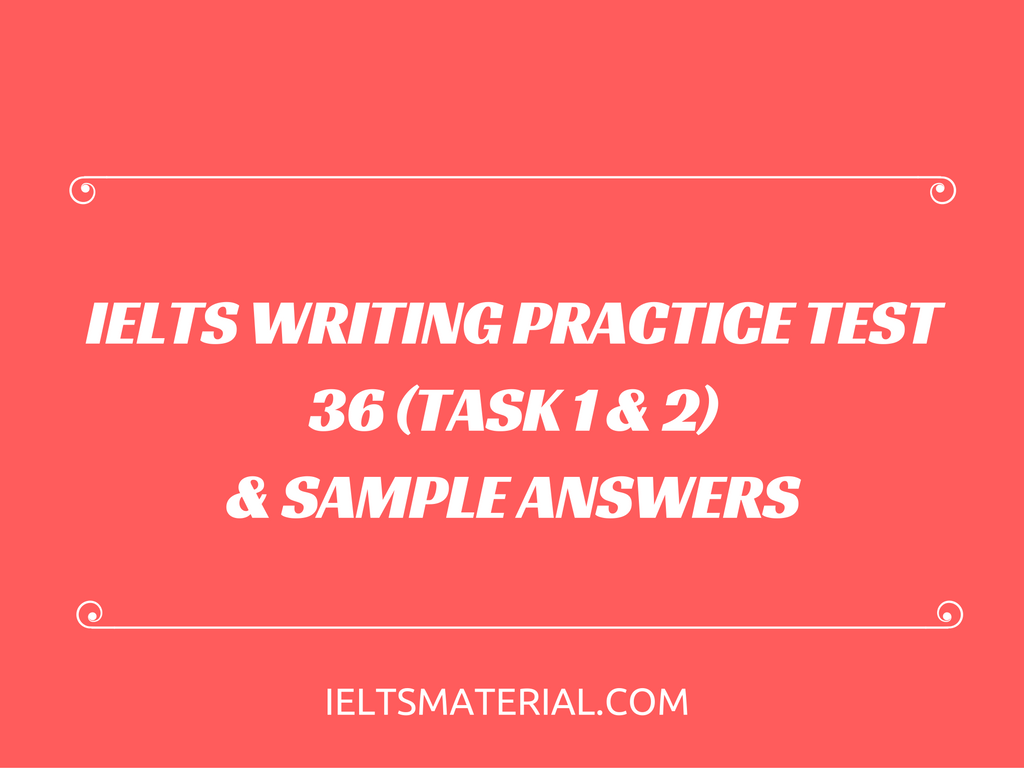 academic ielts writing task topic in band model ielts writing practice test 36 task 1 2 sample answers