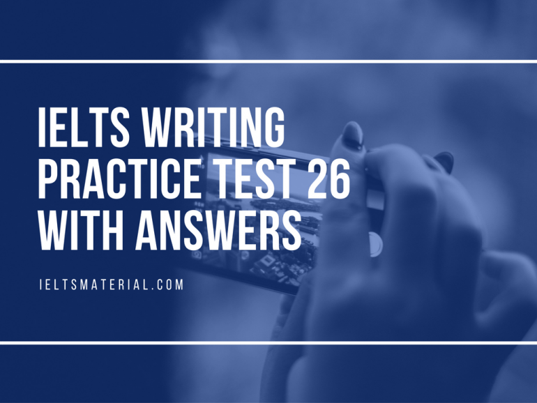 Improve your IELTS score with IELTS Reading Practice Test 26