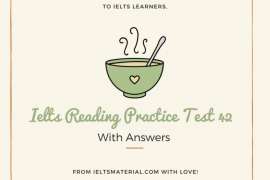 ieltsmaterial.com - ielts reading practice test 42