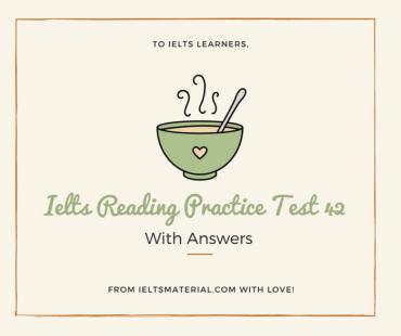 ieltsmaterial.com - ielts reading practice test 42