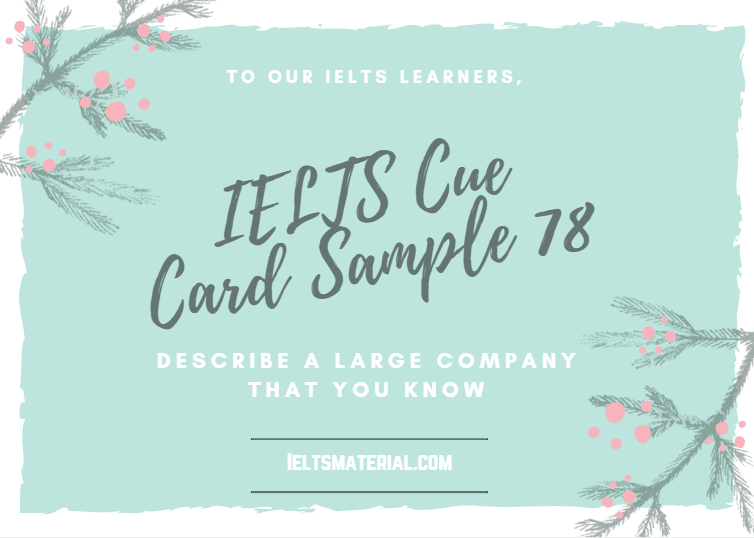 ieltsmaterial.com -ielts speaking cue card 2 samples