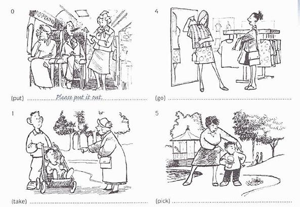 Advanced Grammar for IELTS: Multi-word verbs