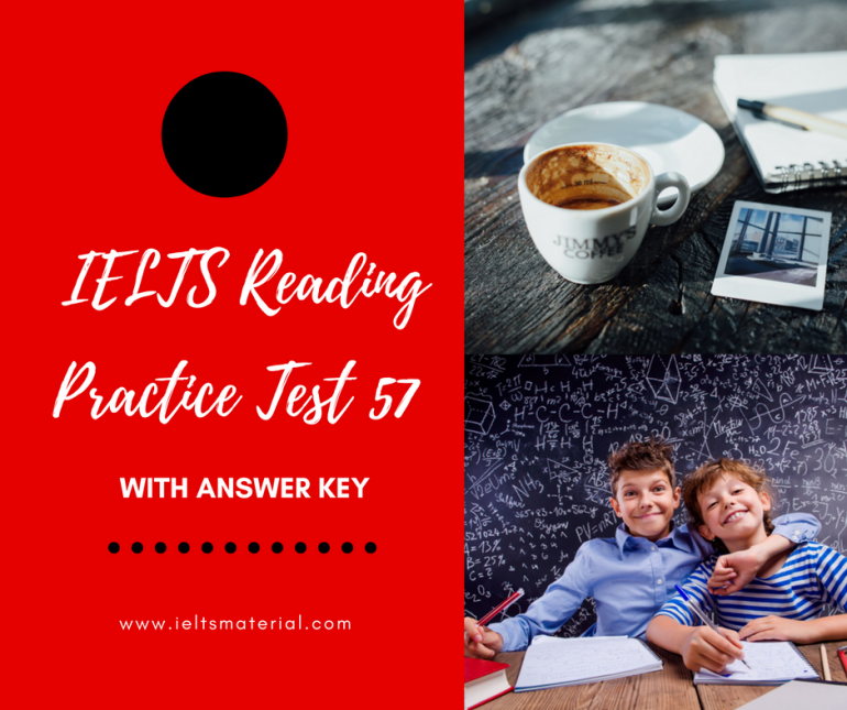 Salinisation Ielts Reading Answers