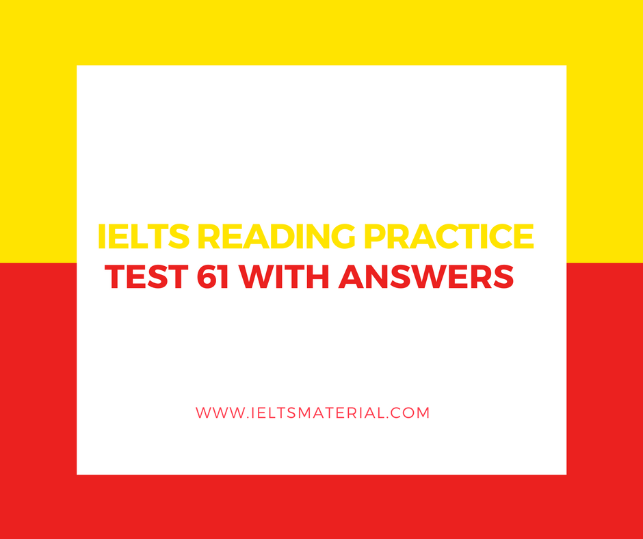 Academic writing ielts practice test