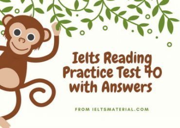 IELTS Reading Recent Actual Test 6 in 2016 with Answer Key (1)