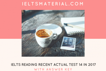 ieltsmaterial.com- ielts reading actual test 14