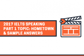 ieltsmaterial.com - ielts speaking part 1 topic hometown