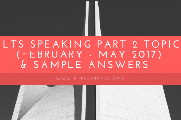 Ielts speaking part 1 questions and answers top 50 pdf
