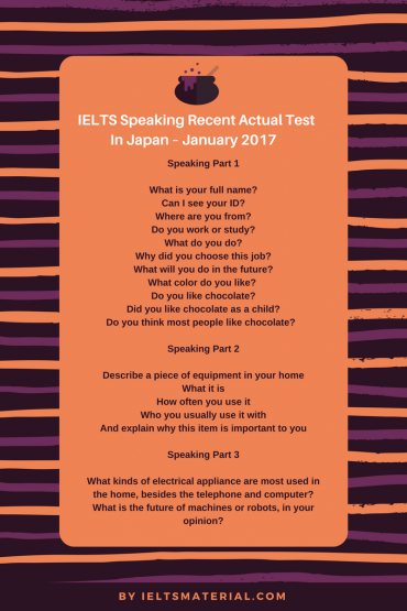 ieltsmaterial.com - ielts speaking actual test in Japan 2017
