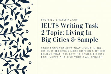 ieltsmaterial.com - ielts writing task 2 and sample answer