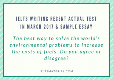 Best ielts essay