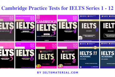 Cambridge Ielts series 1-12
