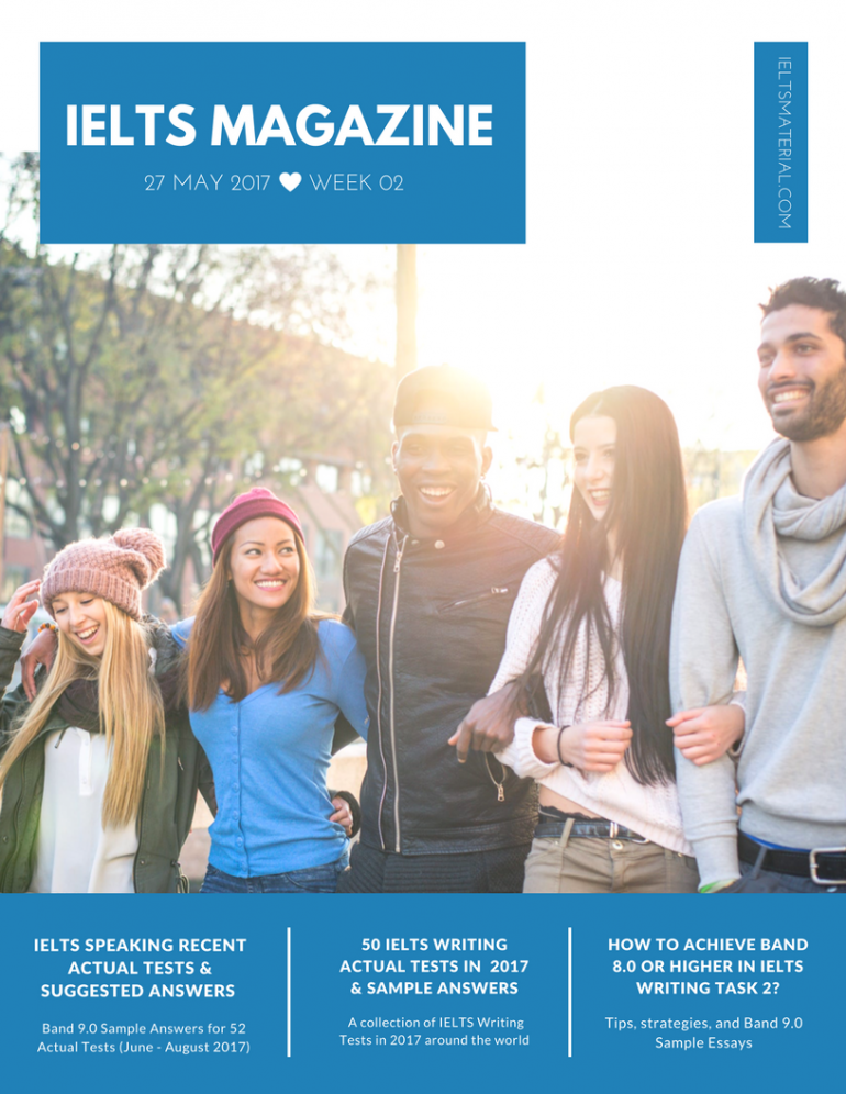 IELTSMaterial.com - IELTS Magazine - Week 2