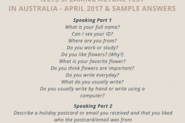 ieltsmaterial.com - ielts speaking actual test in 2017