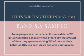 band sample essay for ielts writing practice test ielts writing actual test in 2017 sample answers