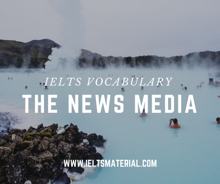 The News Media (The News, Newspapers and Magazines)