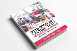 IELTS Speaking Actual Tests 2017