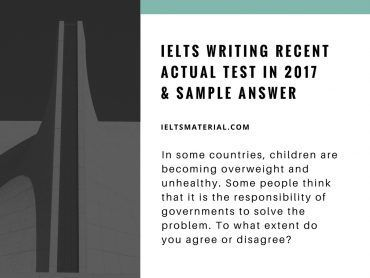 ieltsmaterial.com - ielts writing actual test in 2017