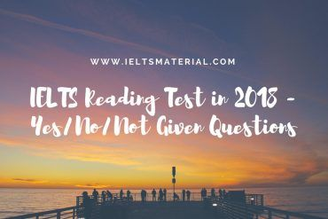 IELTS Reading Recent Actual Test With Answers (2)
