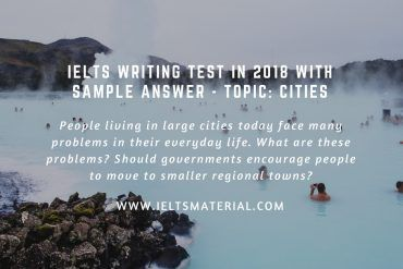 ieltsmaterial.com - ielts writing test in 2018