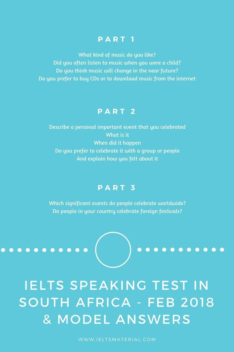 ieltsmaterial.com - ielts speaking test in 2018