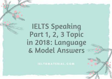 ielts speaking part 1 2 3