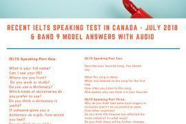 ieltsmaterial.com - ielts speaking test in 2018 with band 9 model answers
