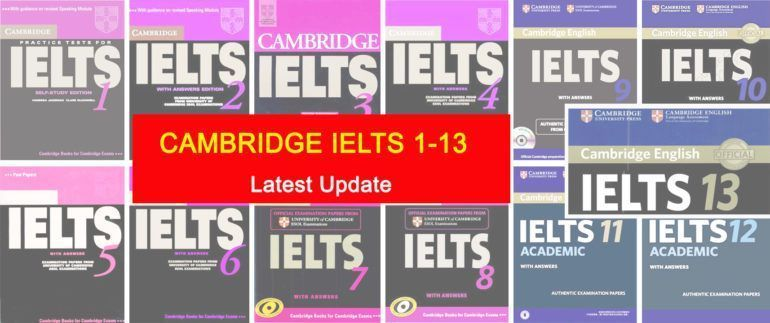 Cambridge Practice Tests for IELTS Series (1 - 13) Student's