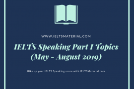 HIKE UP YOUR IELTS SPEAKING SCORE