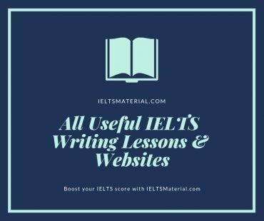 ielts writing website and resource