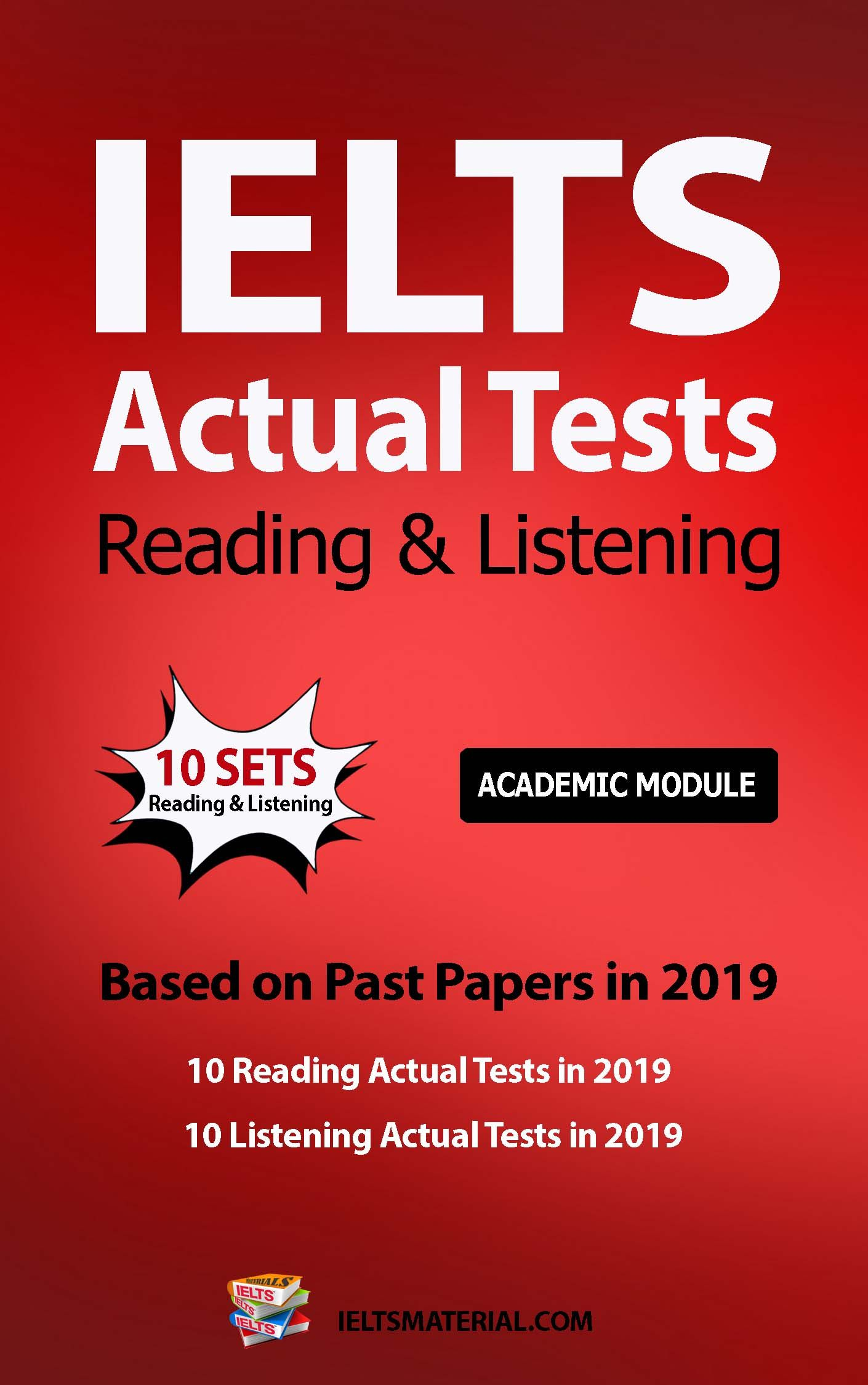 Cambridge Practice Tests for IELTS Series (1 - 13) with Answers & Audio