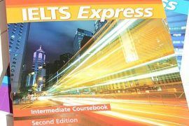 IELTS Express Intermediate CourseBook (Ebook+Audio)