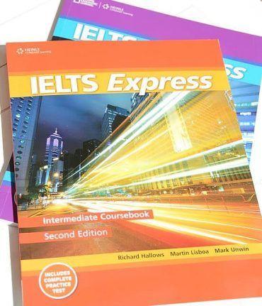 IELTS Express Intermediate CourseBook (Ebook+Audio)