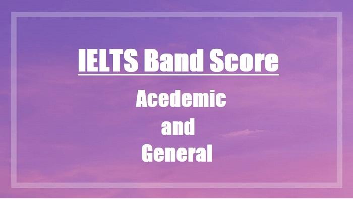 ielts band score