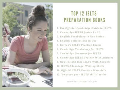 preparation books