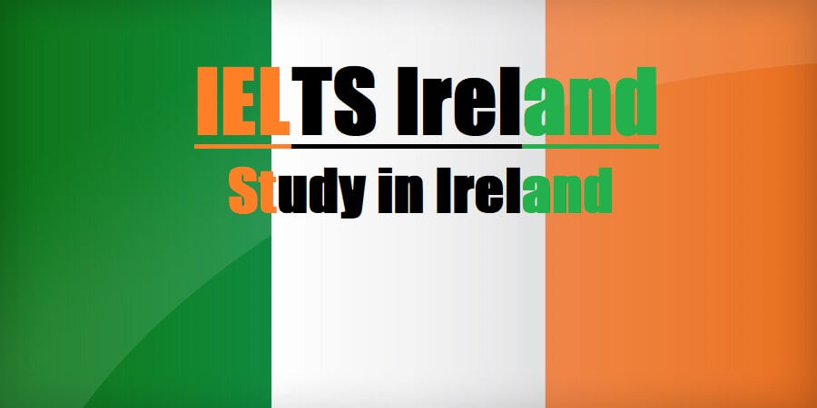 IELTS IRELAND