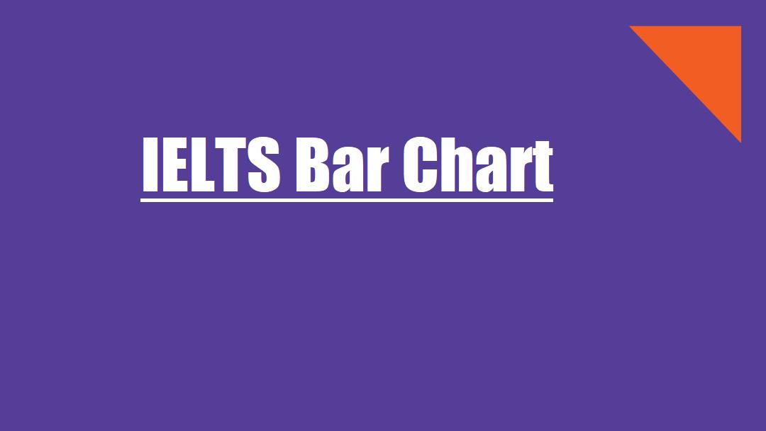 ielts bar chart