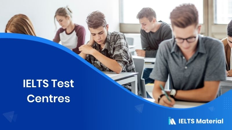 IELTS Test Centres
