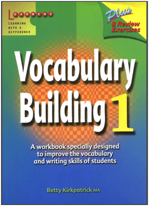 Vocabulary Building Series