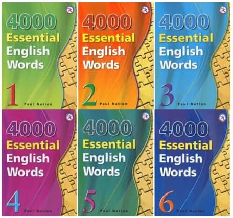 4000 English Words