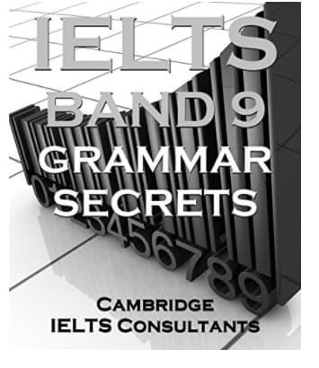 Get IELTS Band 9 Grammar Secrets
