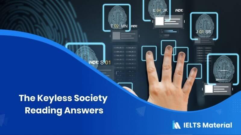 The Keyless Society Reading Answers