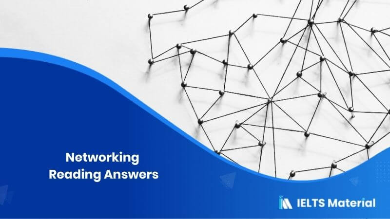 Networking Reading Answers