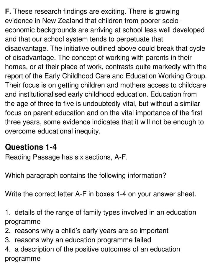 Early Childhood Education - 0004