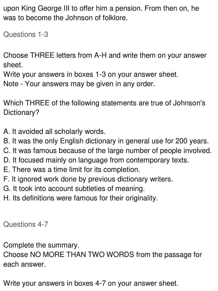 Johnson's Dictionary 4