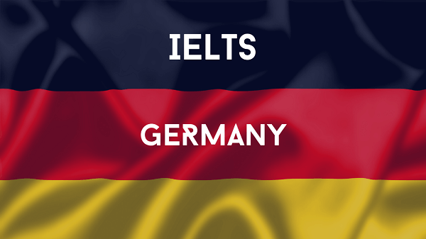 IELTS IN GERMANY
